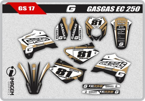 GS 17 GAS GAS EC 250