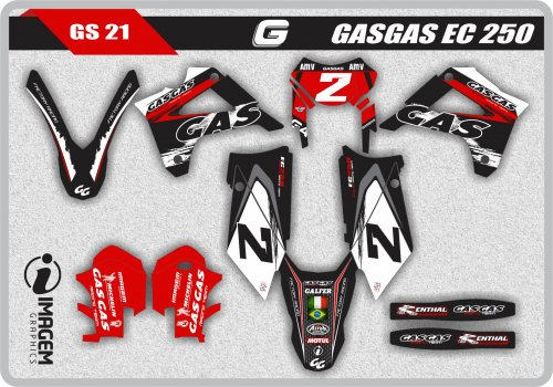 GS 21 GAS GAS EC 250