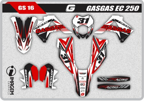 GS 16 GAS GAS EC 250